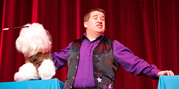 Gloucestershire Children's Entertainer for Magic Parties