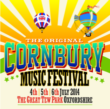 Cornbury Festival Magic