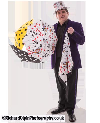 Magician Gloucestershire